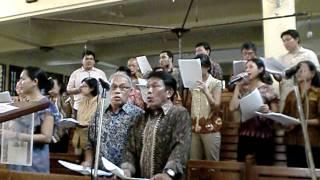 Wonderful Day - Aloysius Choir