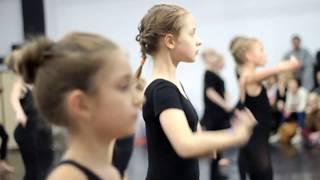 Открытый урок современный танец дети 2 класс преподаватель Елена Галушко