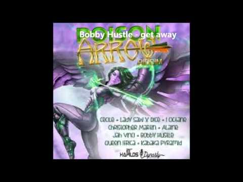 Poison Arrow Riddim mix feat Chris Martin, lady saw, Tawyna, Bobby Hustle, I Octane - PENGBEATZ 2014