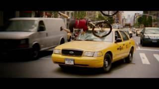 Oomph! - Zielscheibe (Клип на фильм Срочная доставка/Premium Rush)