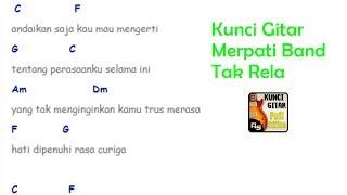 Chord Gitar Merpati - Tak Rela | By Chordfiz Kunci Gitar Offline Terbaru
