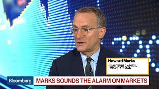 Oaktree's Howard Marks on Market Warning, Risks, FAANGs