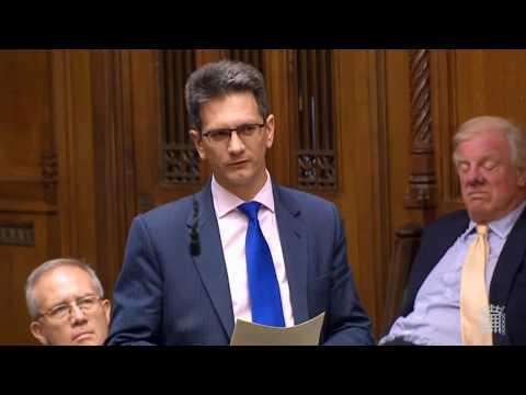 Steve Baker on the Brexit White Paper [FULL]
