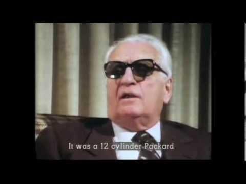tj13TV presents - Enzo Ferrari Interview, Maranello 1975