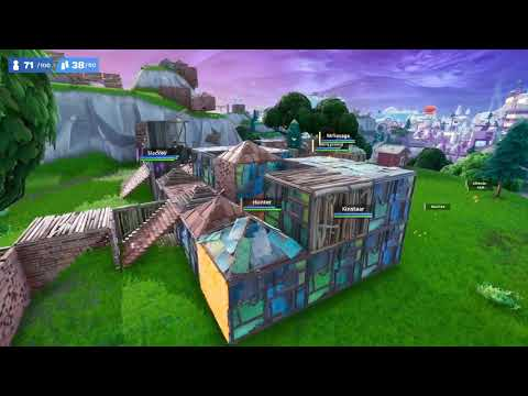 ZAYT AND SAF WIN THE FIRST GAME WORLD CUP 2019 FORTNITE IN NEW YORK