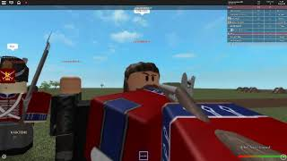 Roblox - France Dans Royal British Army Partie 1