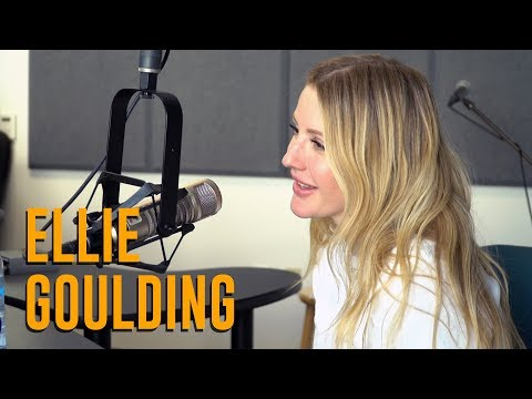 JoJo Wright - Ellie Goulding Talks Wedding Engagement, Star Wars & New Song 'Close To Me'