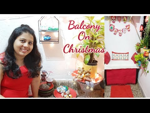 updated-balcony-tour- -balcony-organization-and-diy-ideas-for-christmas- -maitreyee's-passion