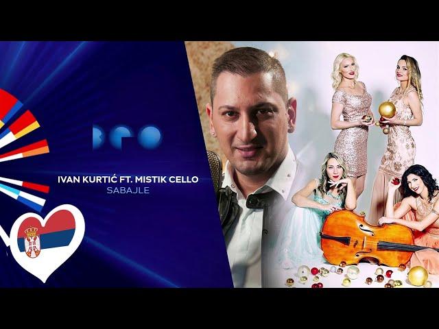Ivan Kurtić feat. Mistik Cello - Sabajle / Beovizija 2020