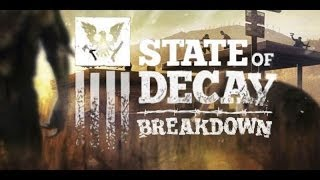 """State of Decay: Breakdown """"Level 3 done!"""" pt 9"""