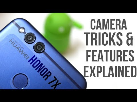Honor 7X Camera Features Explained | Honor 7X camera Tricks | Hindi|