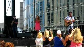 The Harters- If I Run (CMA fest 2011) YouTube Videos