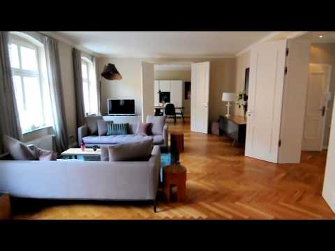 Stylish 3-Room Apartment for Rent in Berlin, Mitte