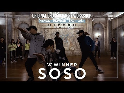 HITECH | Original Choreography Workshop / SOSO - WINNER