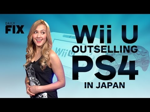 Microsoft Honesty & Wii U Outselling PS4? - IGN Daily Fix 03.14.14