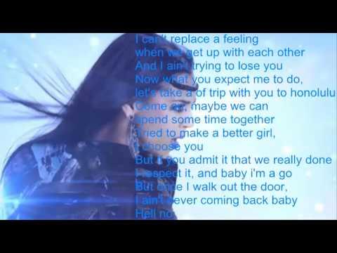 Ashanti ft. Busta Rhymes The Woman You Love LYRICS