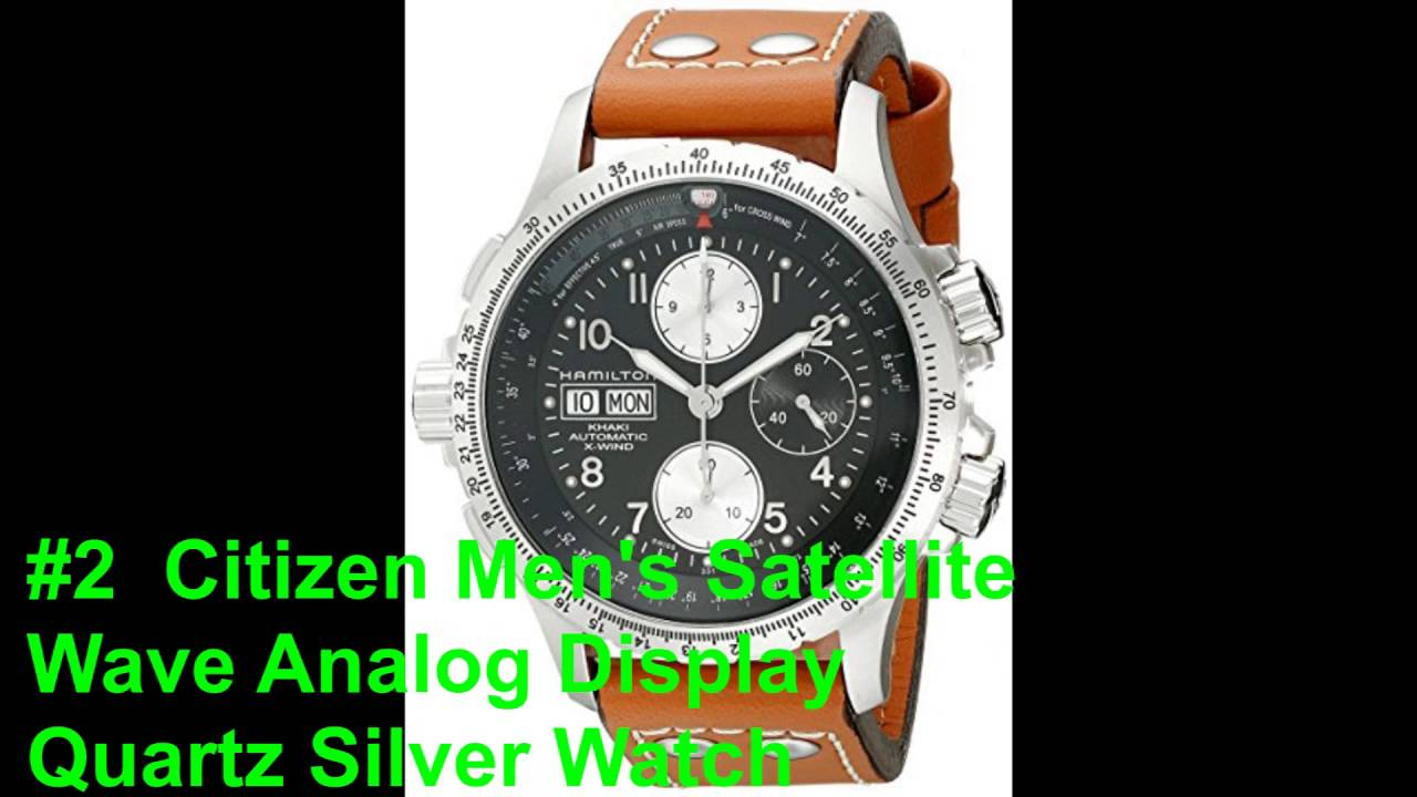 Top 5 Mens Watches Under 1000 Youtube