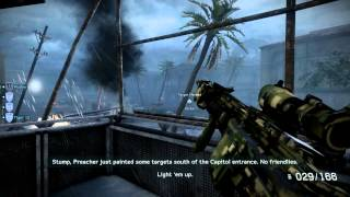 Medal of Honor Warfighter 2/2 - GTX 680 Test (HD, Ultra Settings)