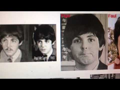 THE PAUL MCCARTNEY IMAGES 1966 -DEAD GIVEAWAY? EARS