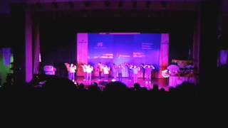 IYF 2013 @ KIIT University Bhubaneswar - Korean Students Dancing to SNSD Hahaha Song