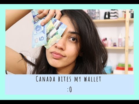 What Is Expensive In Canada ? Things You Need To Know About Canada #InternationalStudentDiaries