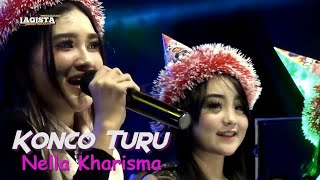 Konco Turu - Nella Kharisma - Lagista Live Spesial Ultah Lagista