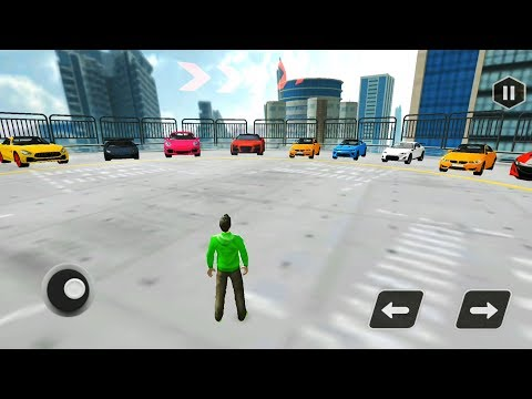 Extreme Car Driving Simulator 3D - Impossible Stunt - Android Gameplay