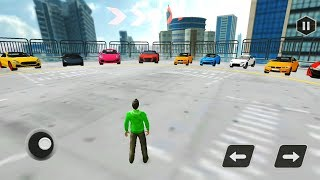 Extreme Car Driving Simulator 3d   Impossible Stunt   Android Gameplay