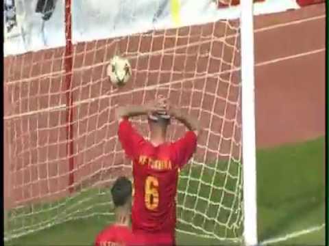 Elbasani - Turbina 3-1 - Përmbledhje e golave të ndeshjes