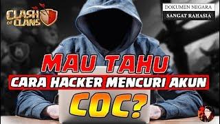 Membongkar Cara Hacker Mencuri Akun CoC Kalian!