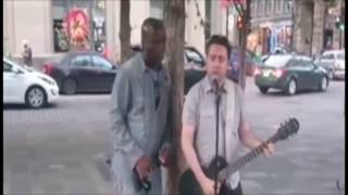 Celebrities Surprise Street Musicians And Fans - PART 3