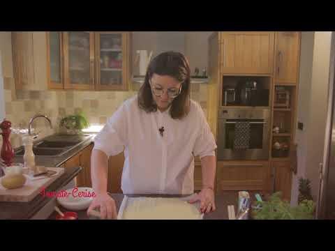 tarte-étoile-hareng-fumé,-pomme-de-terre-et-fenouil