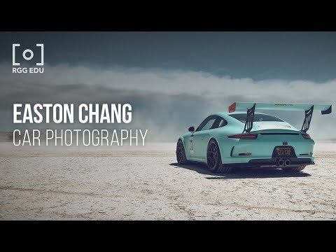 Car Photography Tutorial with Easton Chang | RGG EDU