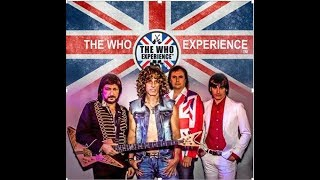 NSE-THE WHO EXPERIENCE 2019 Promo Video THE WHO Tribute NEAL SHELTON ENTERTAINMENT BOOKING