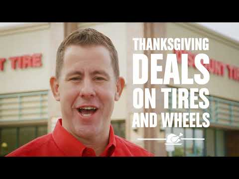 Thanksgiving Deals on Tires and Wheels | Discount Tire