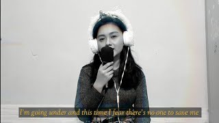 LEWIS CAPALDI - SOMEONE YOU LOVED (COVER BY JUY INDRI)