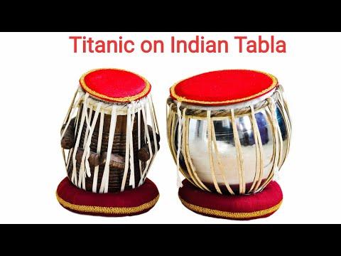 Ringtone - Titanic - Indian Tabla - Indian Version - Ringtones - Mp3 - Titanic Tabla - Tabla
