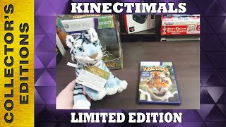Kinectimals Limited Edition - With Maltese Tiger Plush Toy (Xbox 360)
