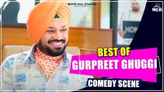 Adjust   Gurpreet Ghuggi   Nirmal Rishi   Harpreet Walia  Best Punjabi Comedy  Punjabi Comedy Movies