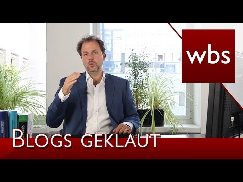 Content Diebe: Massenhaft deutsche Blogs kopiert | Rechtsanwalt Christian Solmecke