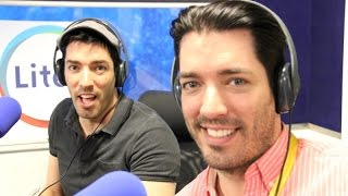 The Property Brothers - Drew and Jonathan Scott