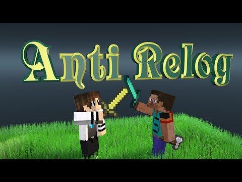 AntiRelog в Minecraft обзор на Русском Plugin Tutorial/Overview