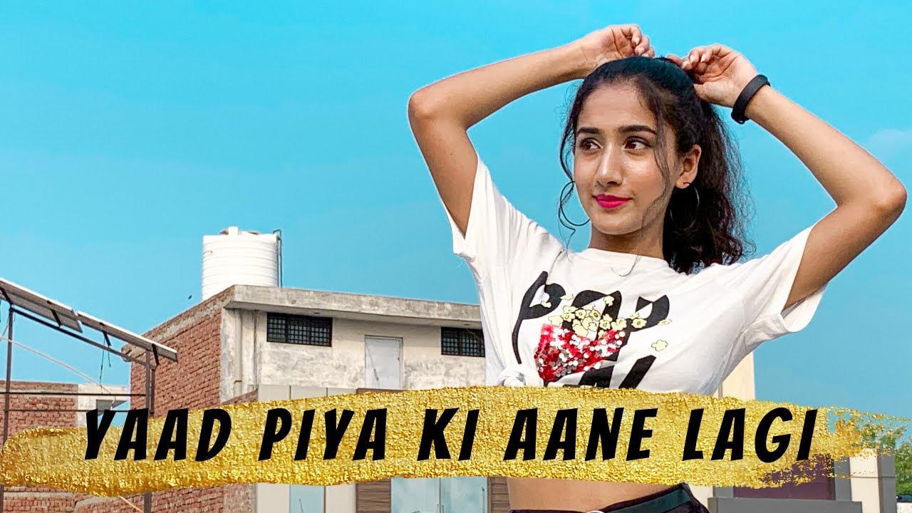 Yaad Piya Ki Aane Lagi | Dance Video | Divya Khosla Kumar |  Neha Kakkar | Muskan Kalra Choreography