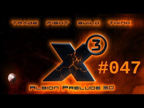 Let's Play - X3: Albion Prelude - #047 - Meine Yacht, meine