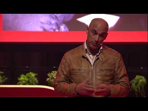Fighting homelessness, my way: Jamal Mechbal at TEDxDelft