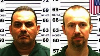 New York prison break: manhunt for fugitive killers enters 6th day, expands to Vermont - TomoNews