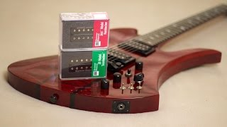 Seymour Duncan TB-4 + Jazz VS HB-103