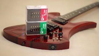 Seymour Duncan TB-4 + Jazz VS HB-103