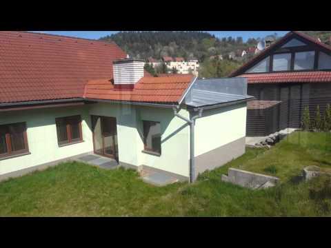 Luxusny rodinny dom v Povazskej Bystrici v casti Dedovec
