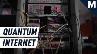 The Dawn of the Quantum Internet | Mashable
